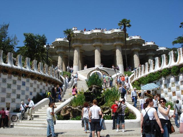 5 причини да посетите Барселона през октомври