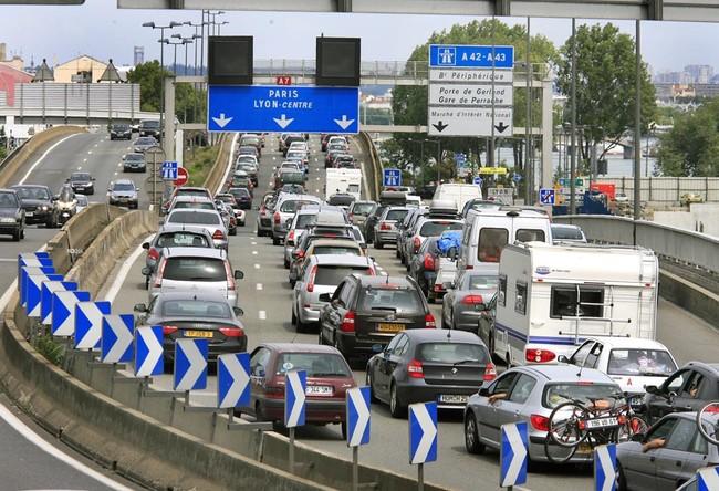 Една събота с много изпитания по шосетата във Франция
