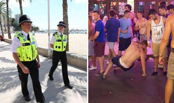 Британски полицаи ще озаптяват сънародниците си по испанските курорти