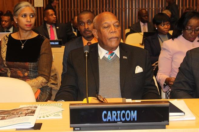 Пострадалите карибски държави получават финансова подкрепа