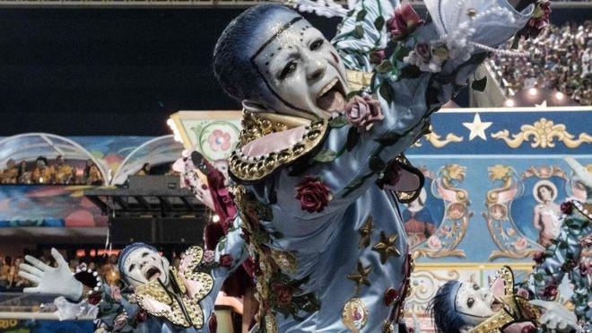 Карнавали шестват по света
