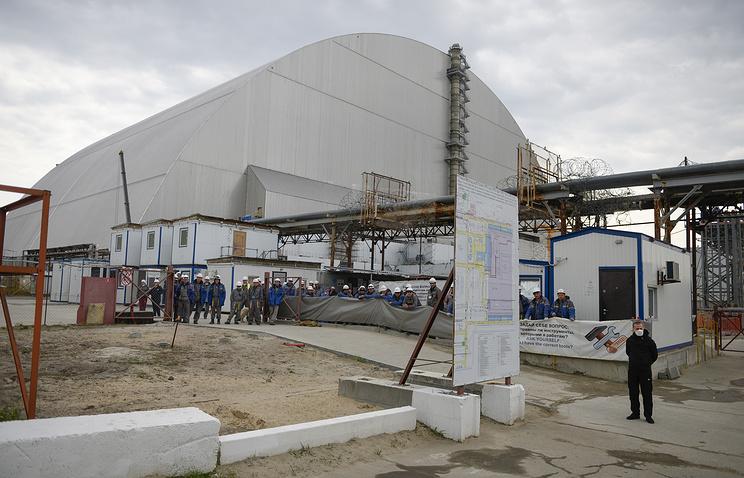 Откриха за туристи Чернобилската атомна централа
