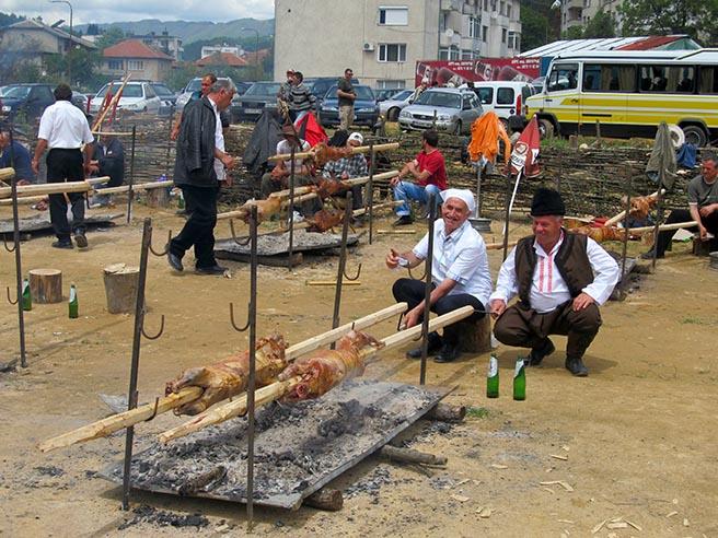 Гайдарски празненства в Родопите по Гергьовден