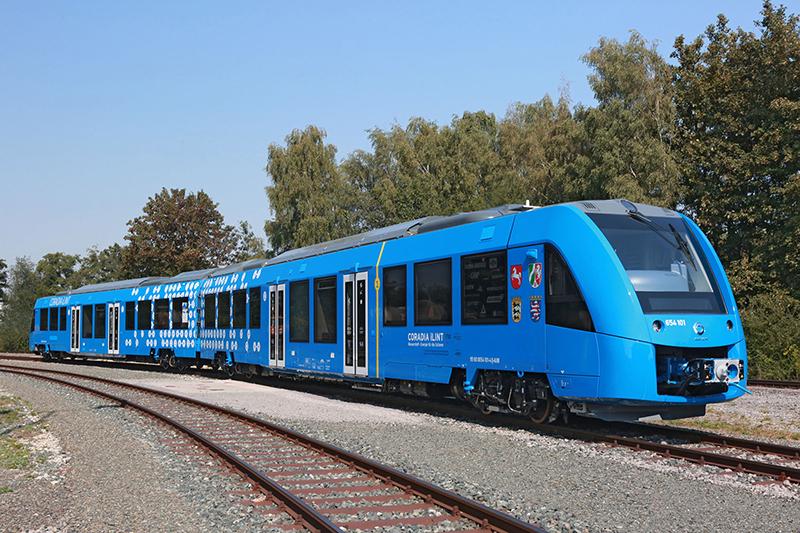 Локомотив с нулеви емисии на вредни газове създадоха във Франция