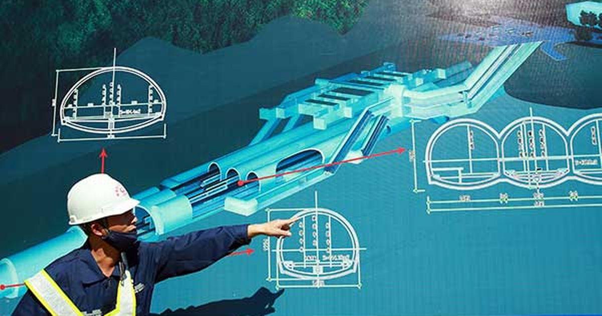 Китай ще изгради най-голямата в света подземна жп гара под Великата китайска стена