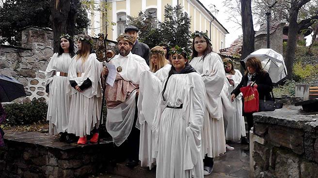 Дефиле на младото вино в Пловдив представи 120 вида от напитката на боговете
