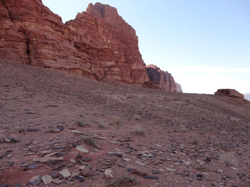 Пустинни хубости и бедуинска сърдечност