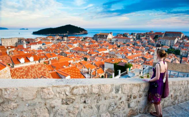 В Дубровник ще ограничават броя на туристите