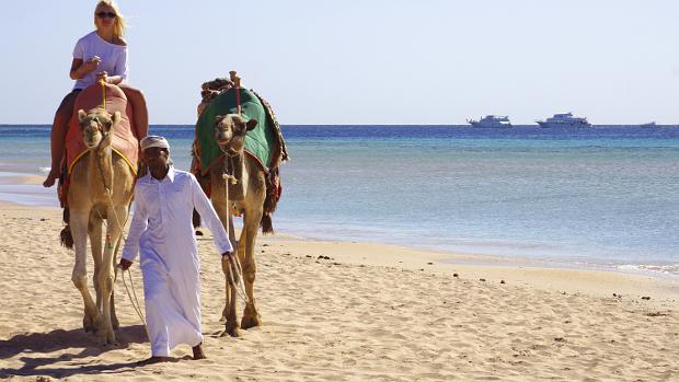 Германските туристи се завръщат в Египет