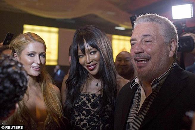 Парис Хилтън и Наоми Кембъл гостуват в Куба на Фестивала на пурата