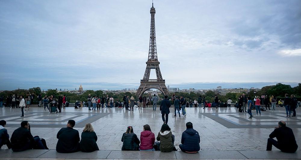 Париж очаква рекорден брой туристи през 2017 г.