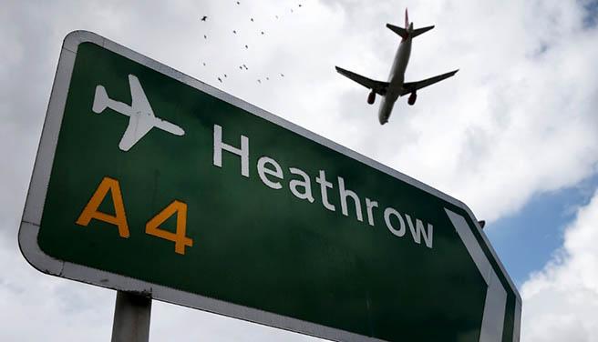 """""""Хийтроу"""" загуби позицията си на най-голямо летище в Европа"""