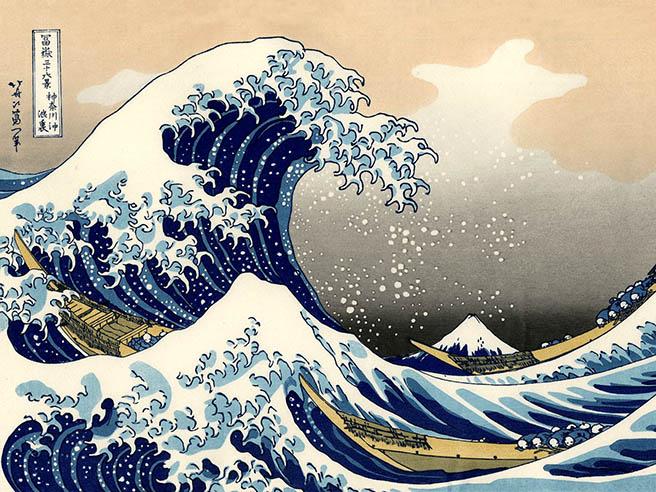 Най-популярната вълна в света