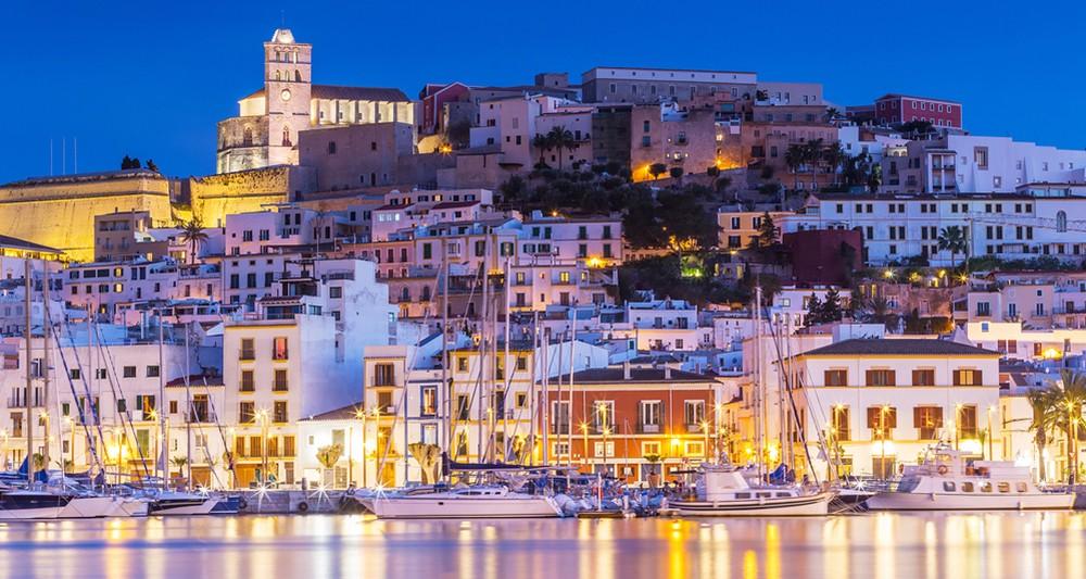 Ибиса e най-скъпата средиземноморска дестинация