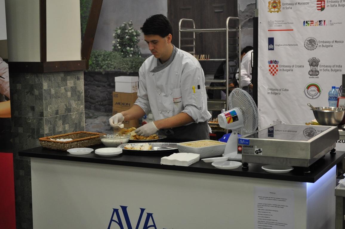 В Бургас представят кулинарното богатство на света