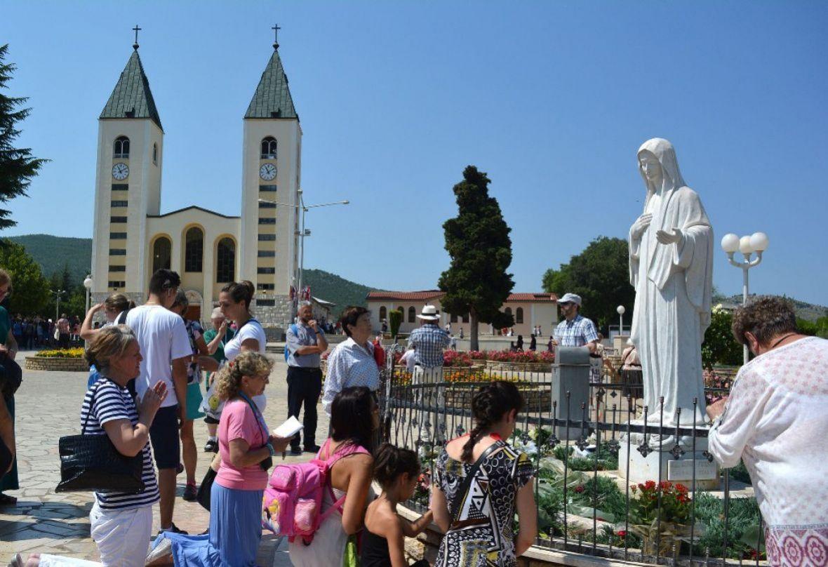 Повече от милион поклонници ще посетят Междугорие в Босна и Херцеговина