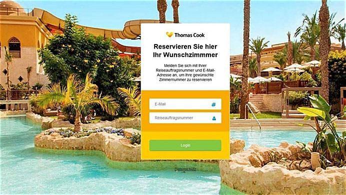 Германските туристи могат да резервират предпочитана от тях хотелска стая