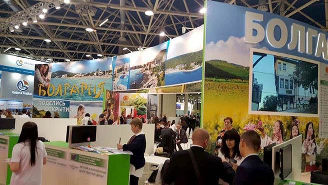България участва на туристическото изложение МITT 2017 в Москва