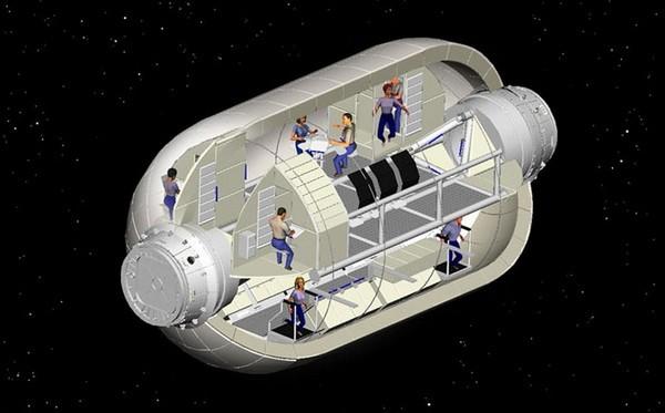 Международната космическа станция може да стане хотел
