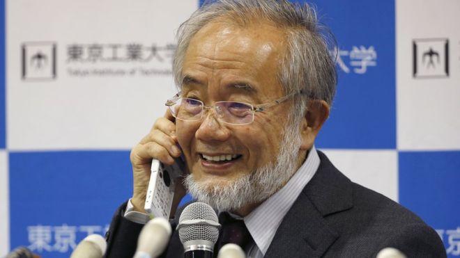 Японец е тазгодишният носител на Нобел за медицина