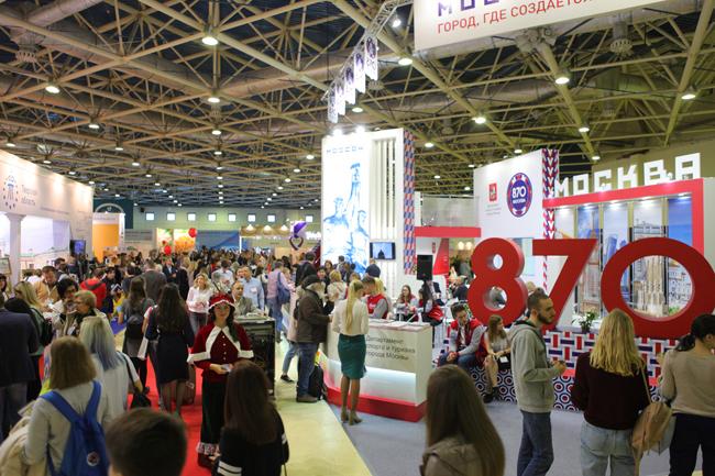 """Изложението """"Отдих 2017"""" в Москва събра 860 компании от 44 страни"""