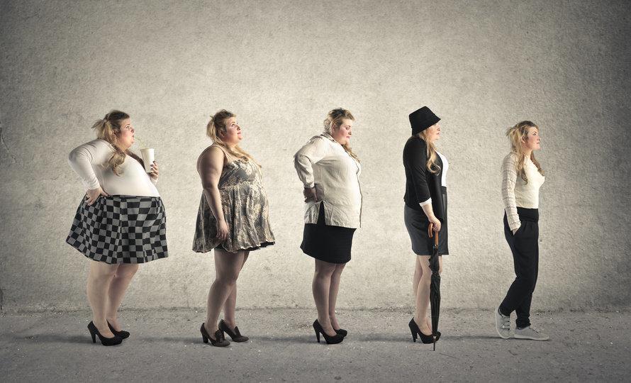 Научно изследване потвърди малкия шанс за сваляне на наднормено тегло