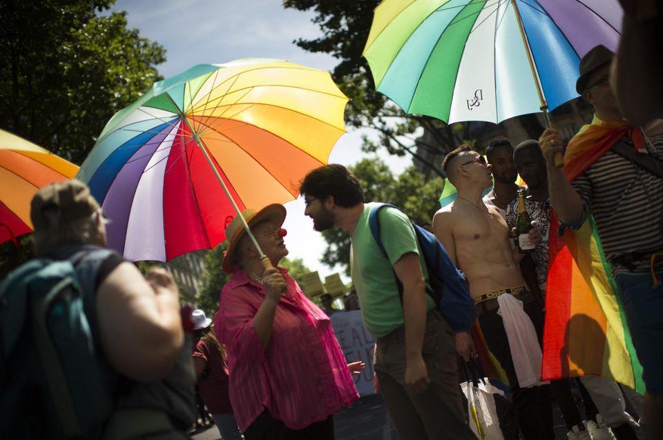 Париж иска да привлече гей туристите