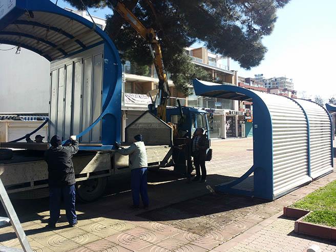 Настояват до 15 май в Слънчев бряг да бъдат премахнати незаконните павилиони