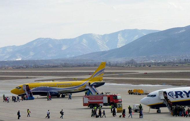Полети до Атина и Загреб може да има от Летище Пловдив