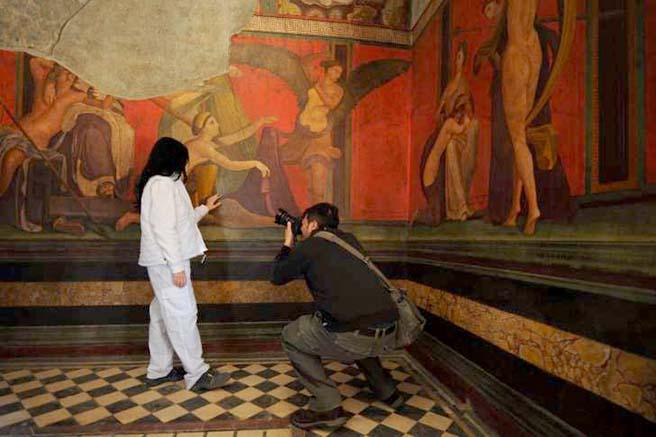 Отварят отново за посещения Вилата на мистериите в древния Помпей