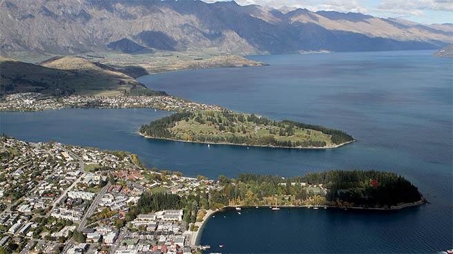 Нова Зеландия привлича туристи по местата, където са заснети прочути филми