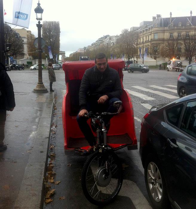 На културен туризъм в Париж по време на