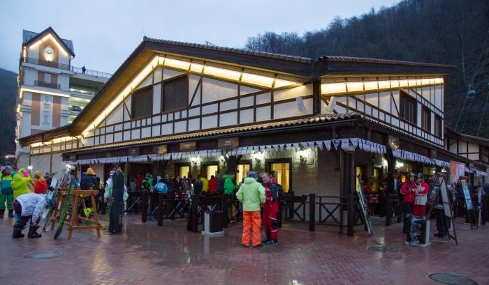 Роза Хутор вече се конкурира със ски курортите ни на германския пазар