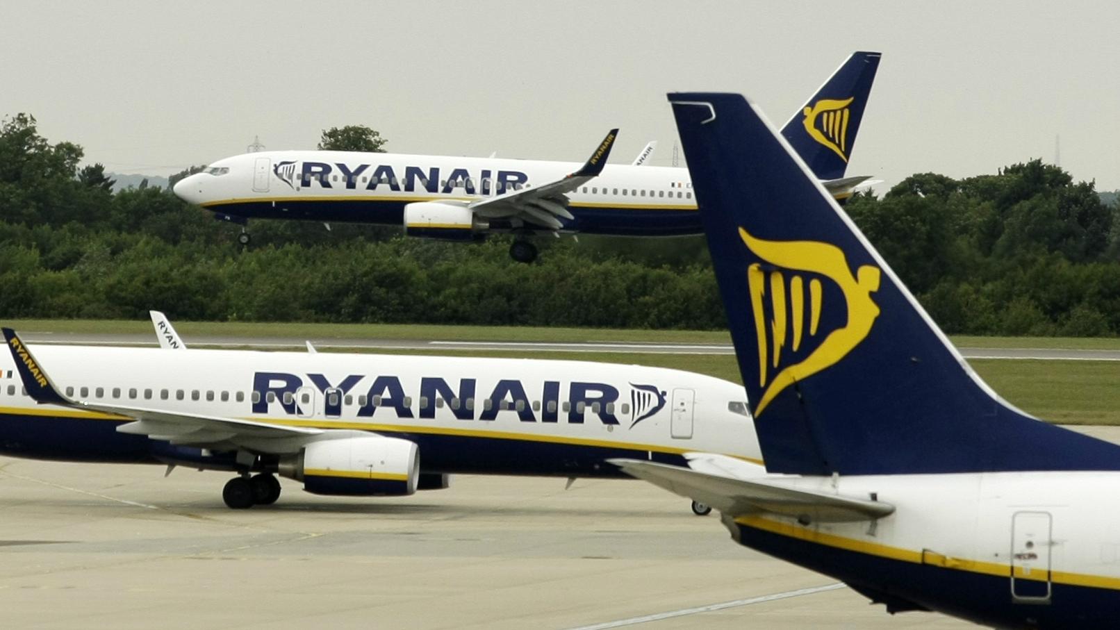 Ryanair отчете рекордни резервации