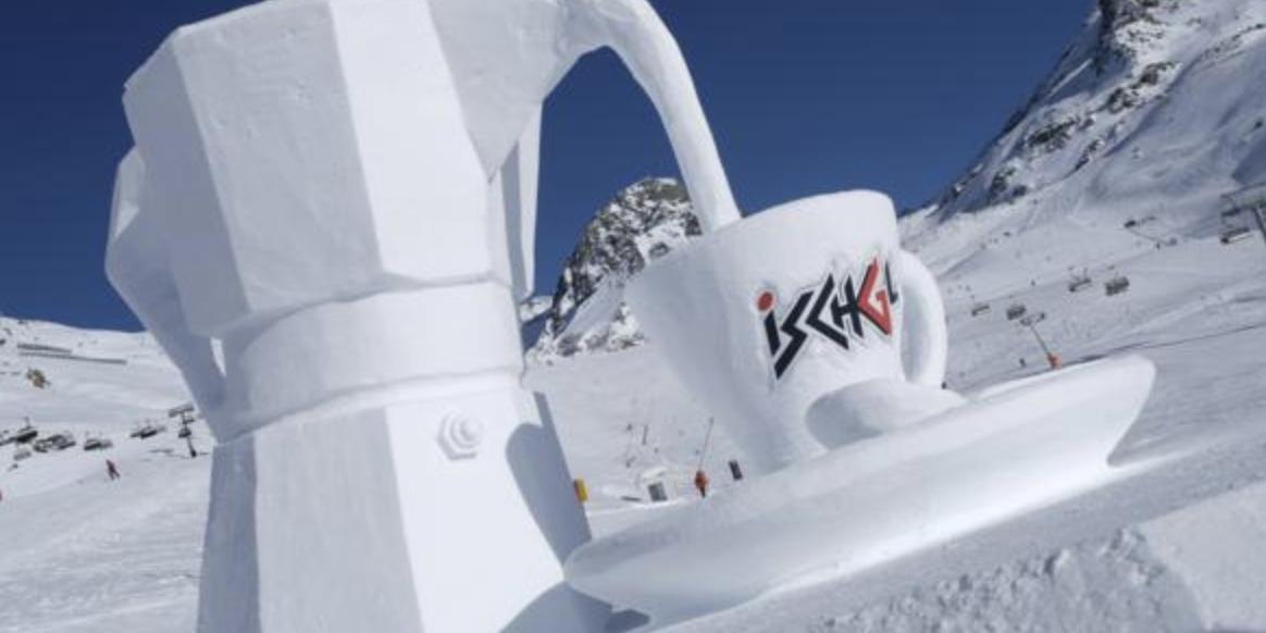 Показват снежни скулптури в тиролски курорт