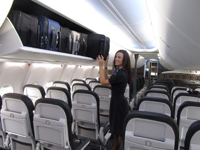 Space Bin решава проблема с недостига на място за ръчния багаж в самолета