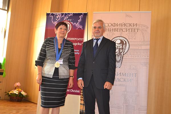 СУ отбеляза двоен юбилей на висшето образование по туризъм с тържествена церемония и международна конференция