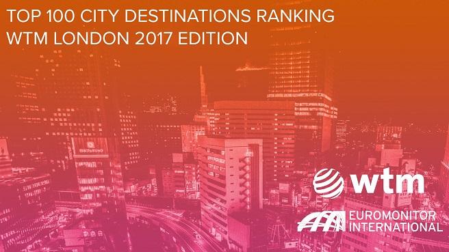 Хонконг е най-посещаваният град в света през 2016 г.