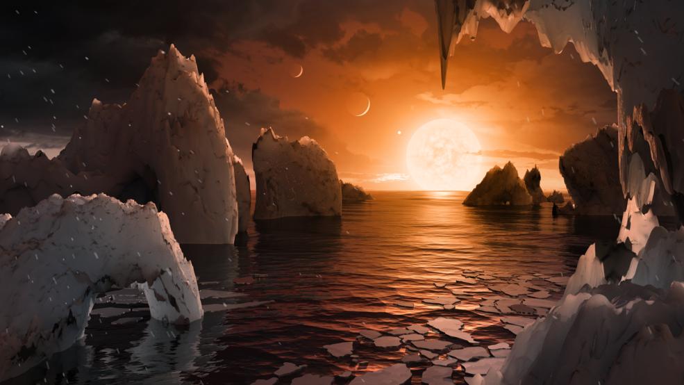 Открити са нови екзопланети с размерите на Земята