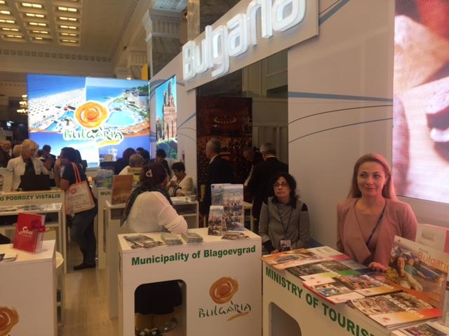 На изложение във Варшава България даде сериозна заявка за 40-милионния полски пазар