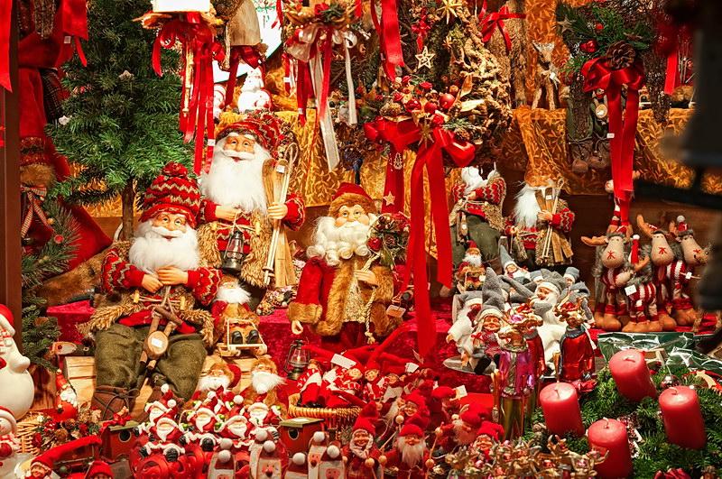 Коледните базари на Европа