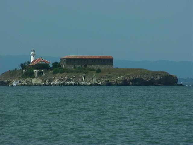 Остров Света Анастасия е паметник на културата от национално значение.